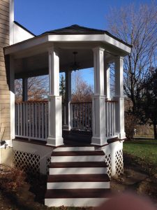 Mohegan Lake Deck Contractors of Westchester NY