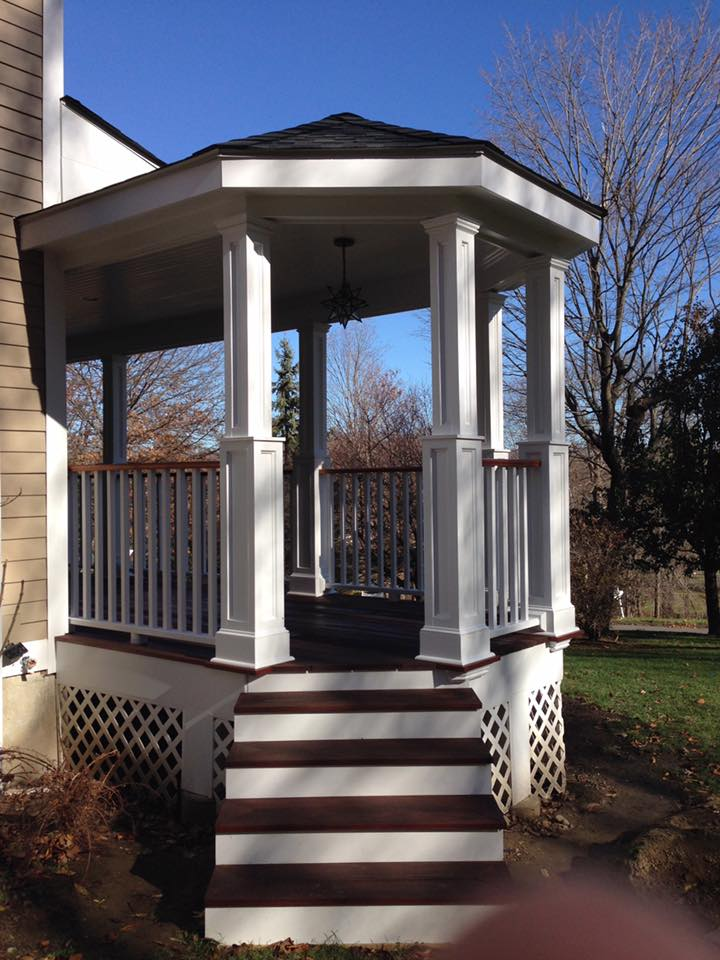 Deck, Porch, Patio Builder, Repairs. Westchester NY