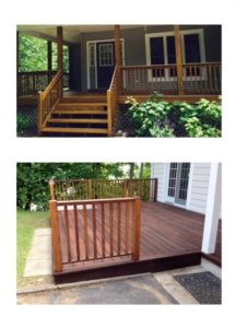 Croton on Hudson Deck Contractors Westchester NY